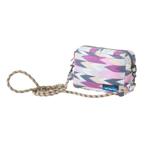 KAVU Nootka Cross Body Bag Berry_1144