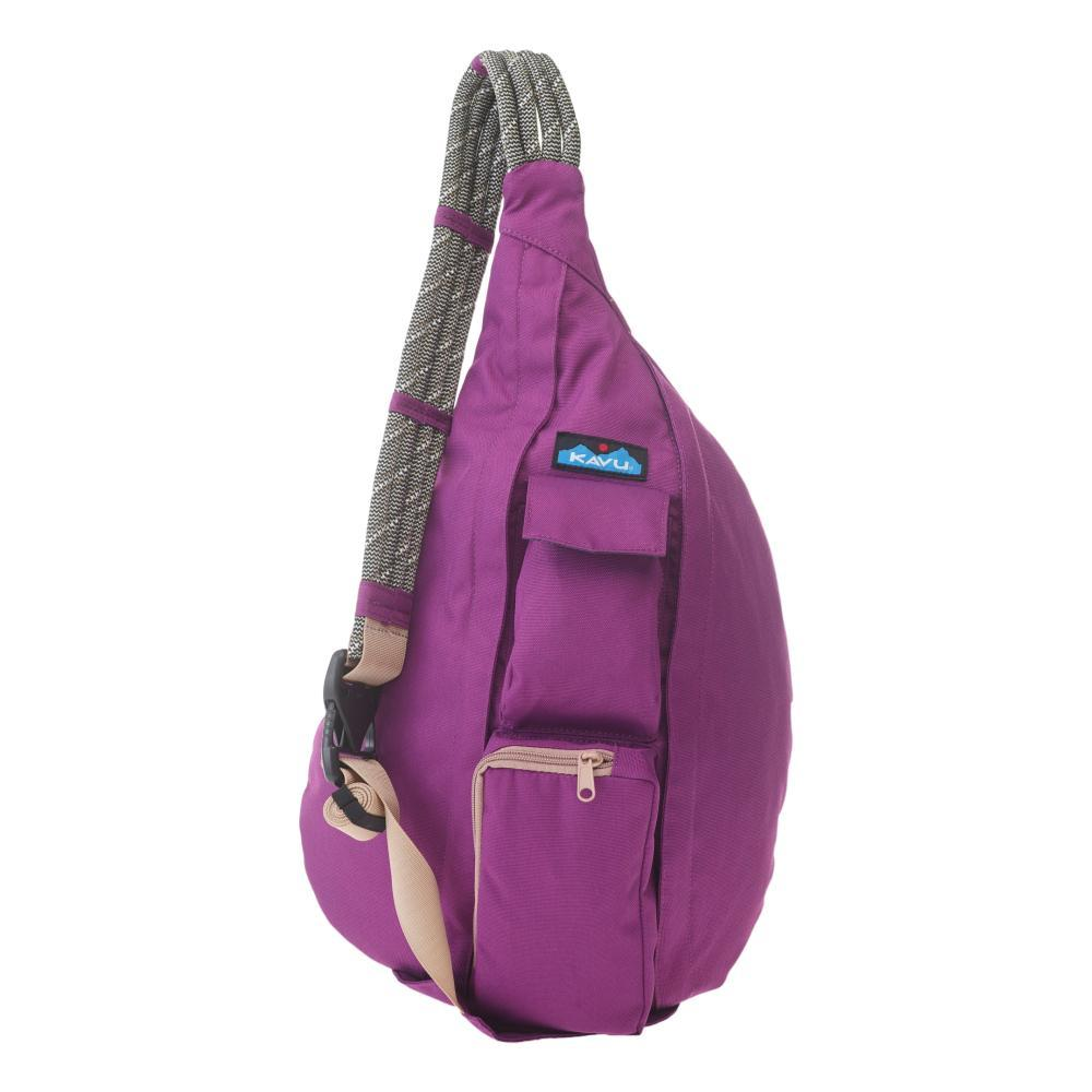 KAVU Rope Sling Bag VIOLE_1108