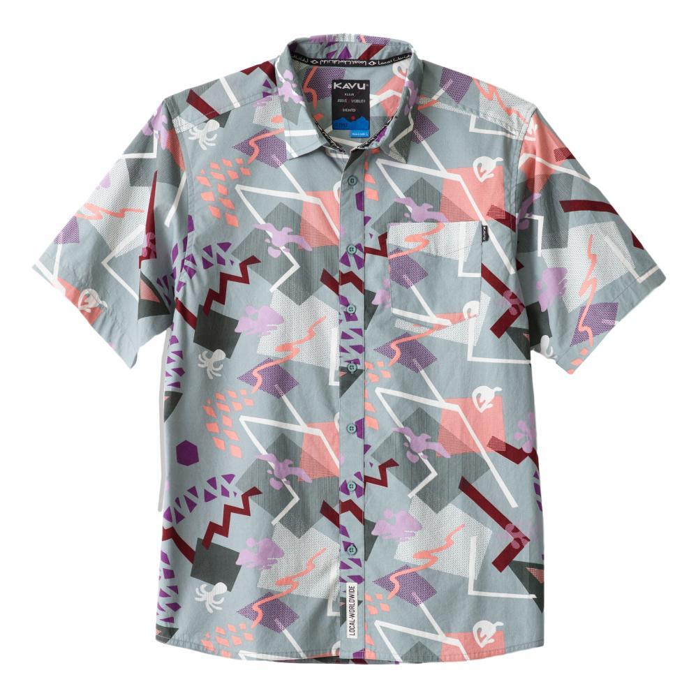 KAVU Men's Festaruski Shirt BANANA_1222