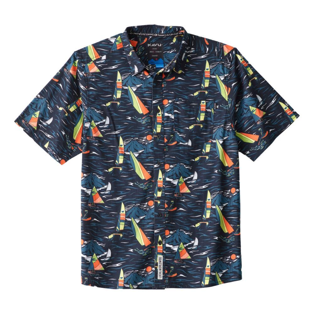 KAVU Men's Festaruski Shirt SAIL_1223