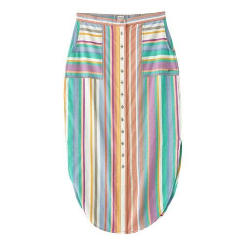 KAVU Women's Vonn Skirt Desertstripe_1125