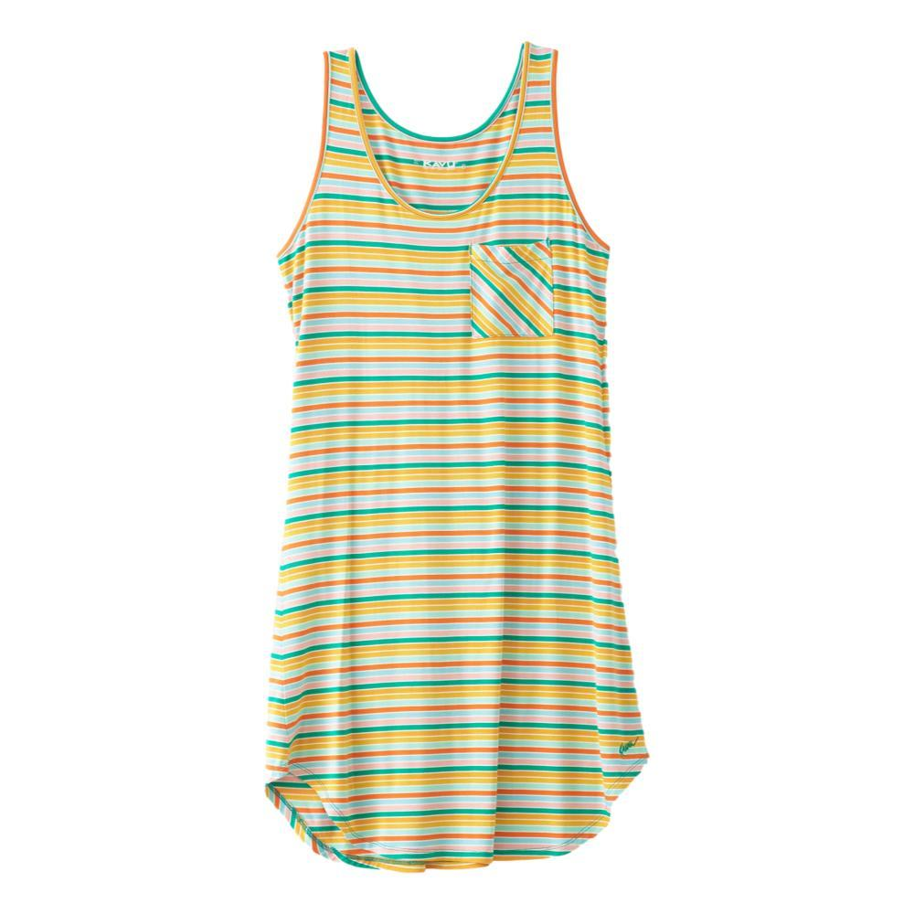 Kavu Women's Leonora Dress FRUITSTRIPE_1126