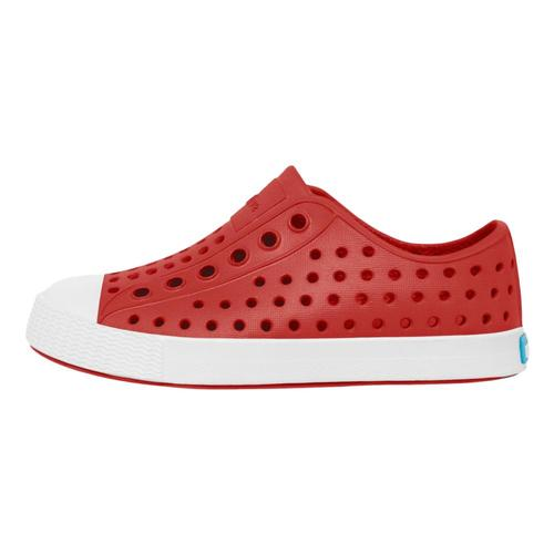 Native Toddler Jefferson Shoes Red
