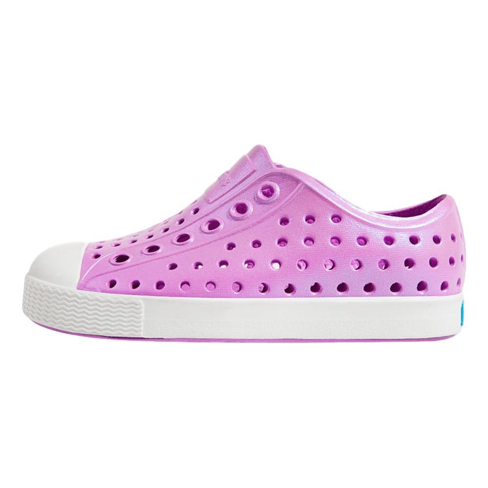 Native Kids Jefferson Iridescent Shoes LAVPURPLE