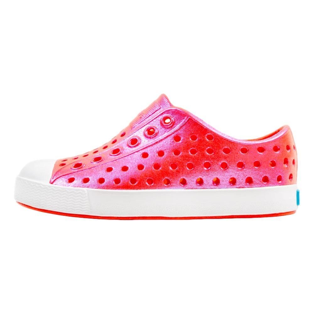 Native Toddler Jefferson Iridescent Shoes FIRE
