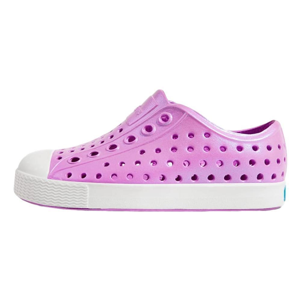 Native Toddler Jefferson Iridescent Shoes LAVPURPLE