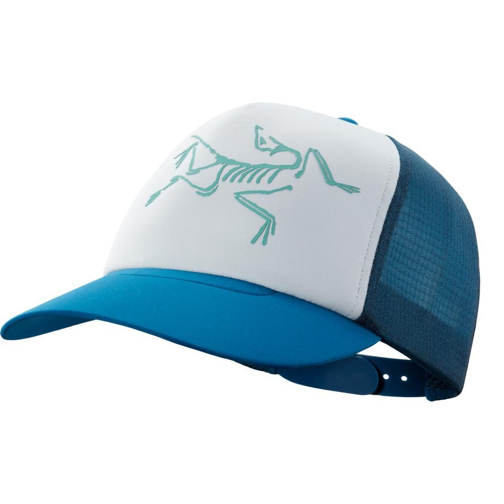 Arc'teryx Bird Trucker Hat COBALTSUN