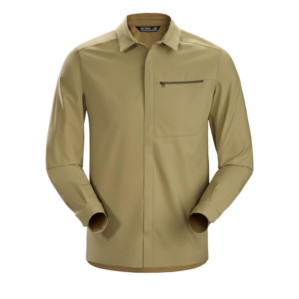 Arc'teryx Men's Skyline Shirt LS TAXUS