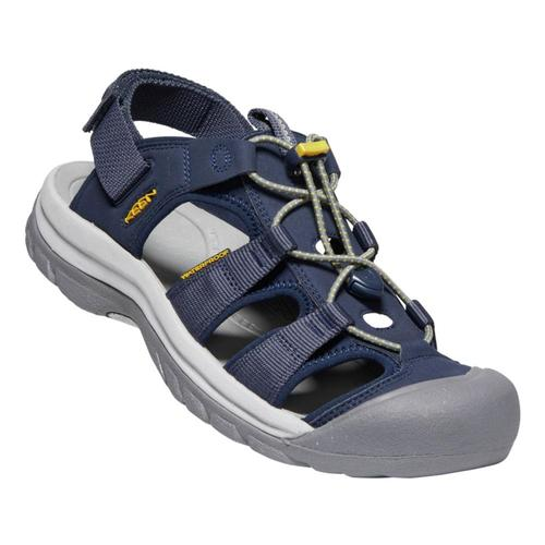 KEEN Men's Rapid H2 Sandals Navy.Gry
