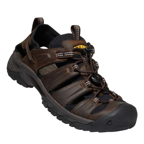 KEEN Men's Targhee III Sandals Bison.Mlch