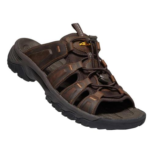 KEEN Men's Targhee III Slide Sandals Bison.Mlch