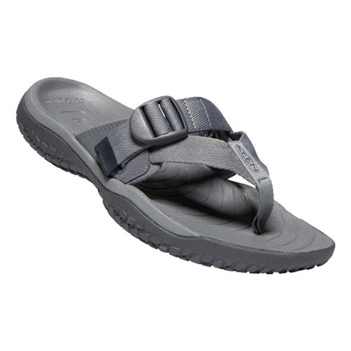 KEEN Men's SOLR Toe Post Sandals Stlgry.Mgnet