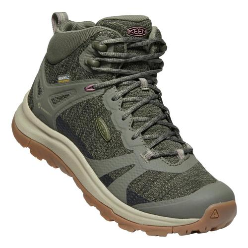 KEEN Women's Terradora II Waterproof Hiking Boots Dstoliv.Nros