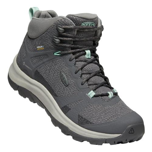KEEN Women's Terradora II Waterproof Hiking Boots Mgnet.Ocnwv