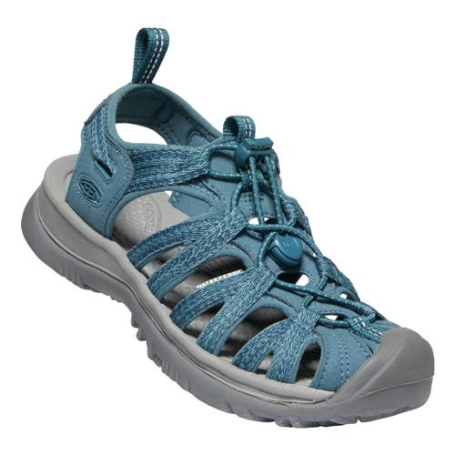 KEEN Women's Whisper Sandals Smkblue