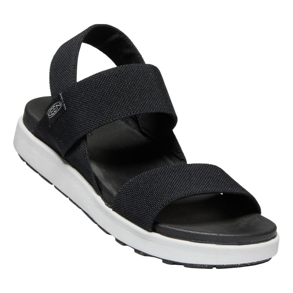 KEEN Women's Elle Backstrap Sandals BLACK