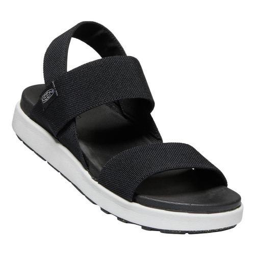 KEEN Women's Elle Backstrap Sandals Black