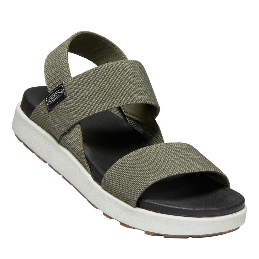 KEEN Women's Elle Backstrap Sandals DSTOLIVE