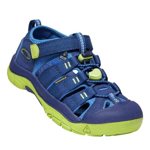 KEEN Youth Newport H2 Sandals Bluchart