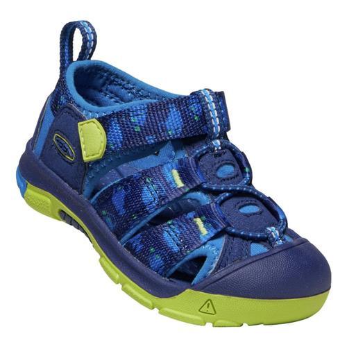KEEN Toddlers Newport H2 Sandals Bluchart