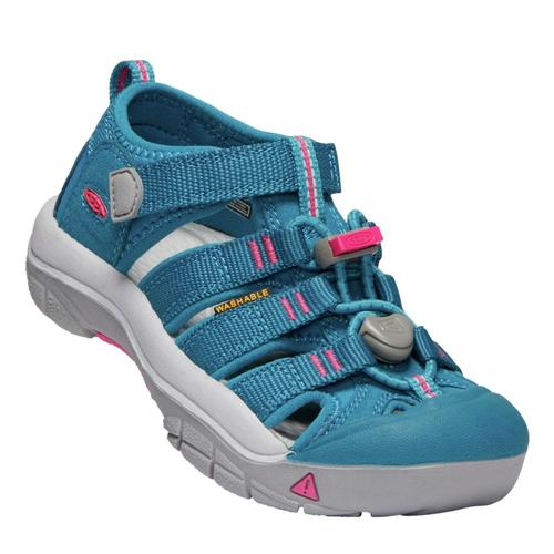 KEEN Youth Newport H2 Sandals Lagoon