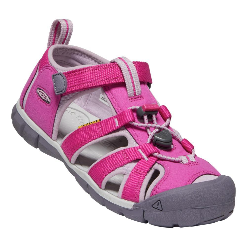 KEEN Youth Seacamp II CNX Sandals BERRYPNK