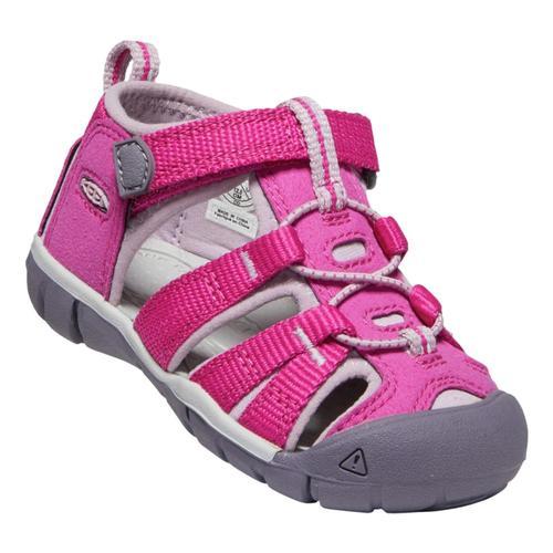 KEEN Toddler Seacamp II CNX Sandals Berrypnk