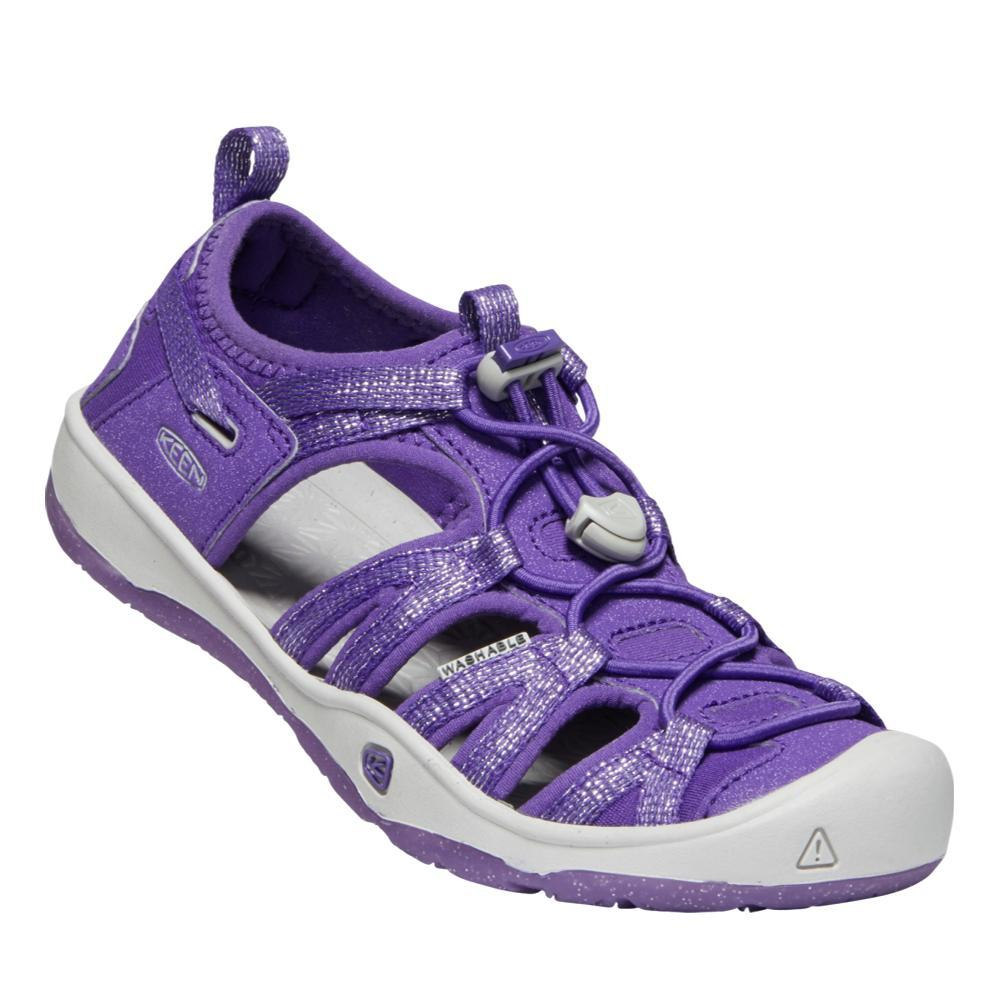 KEEN Youth Moxie Sandals PURPVAPR