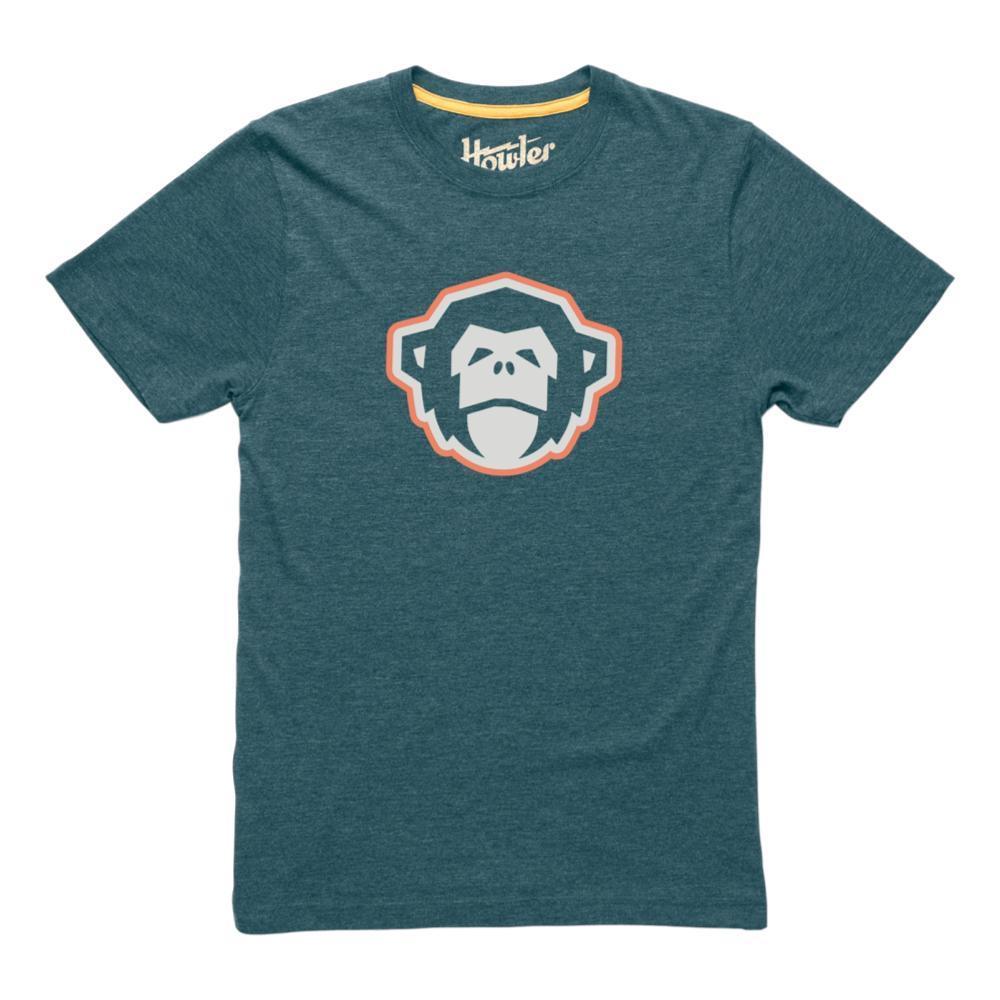 Howler Brothers Men's El Mono T-Shirt PETROL