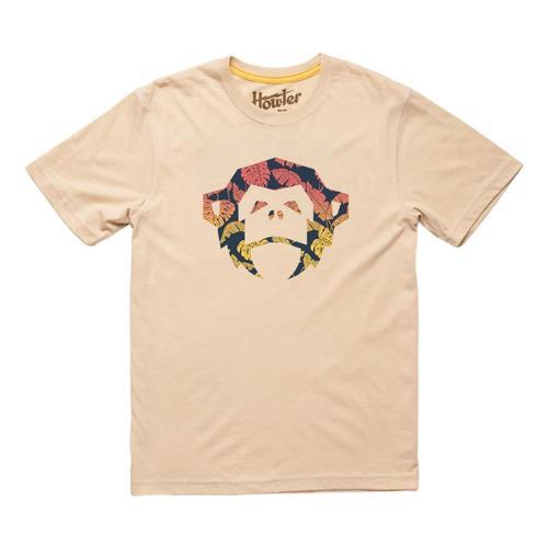 Howler Brothers MenÕs El Mono T-Shirt Monstera