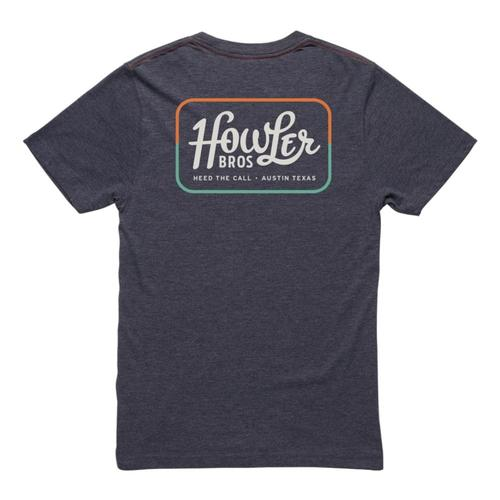 Howler Brothers Men's Howler Classic Pocket T-Shirt Navy