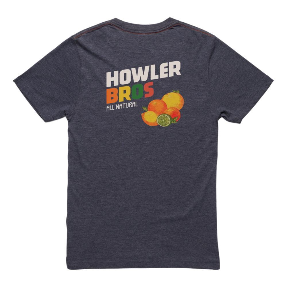 Howler Brothers Men's Howler Citrus Pocket T-Shirt NAVY