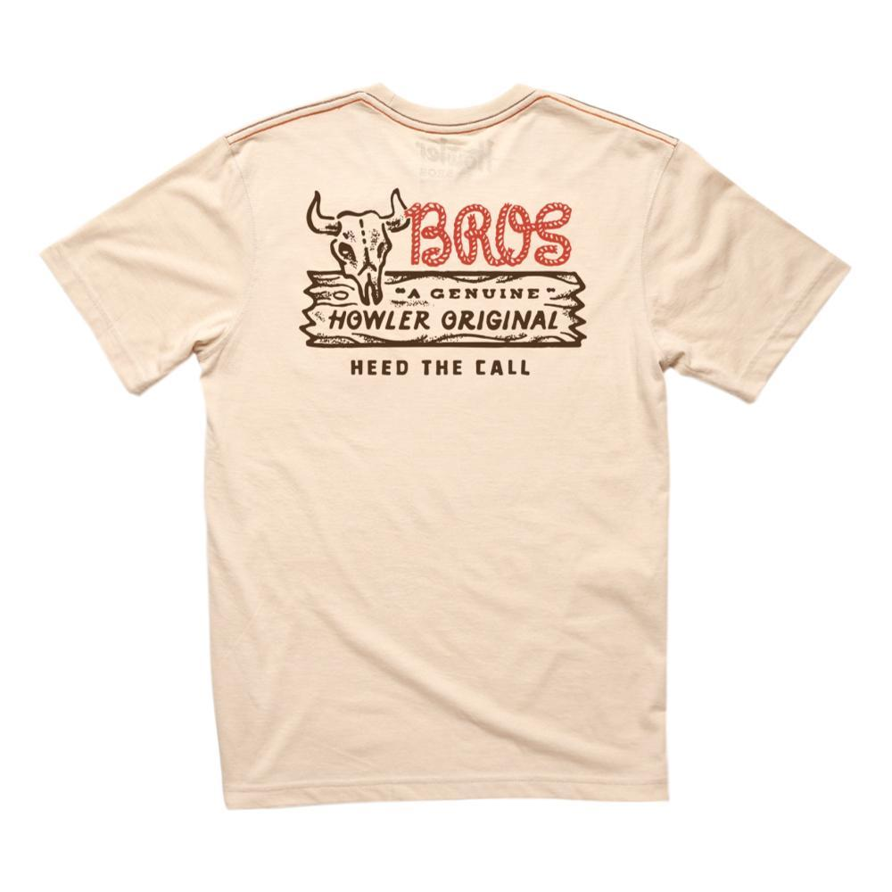 Howler Brothers Men's Howler Original Pocket T-Shirt SAND