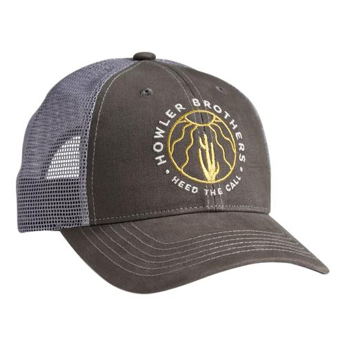 Howler Brothers Ticla Cactus Hat Graphigrey