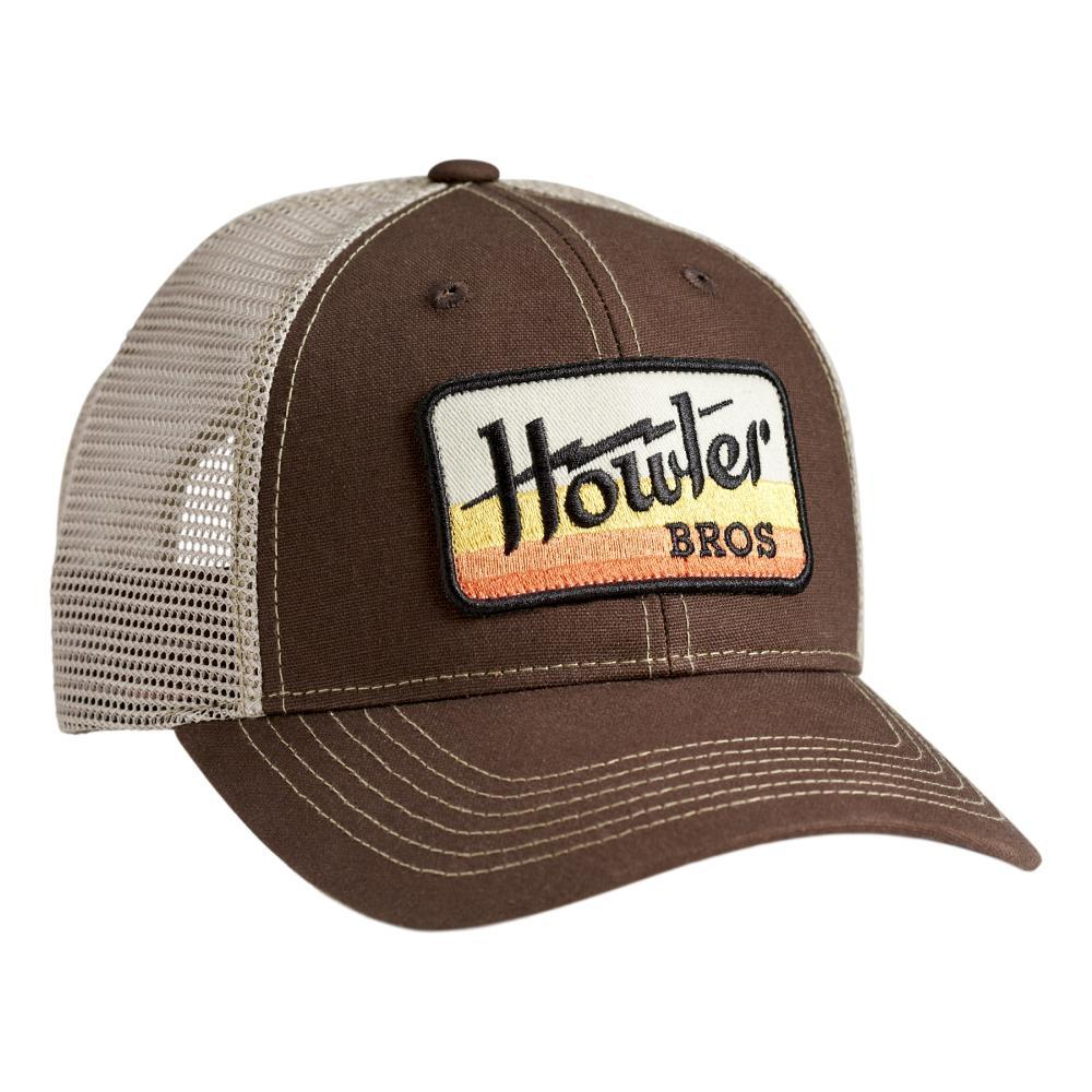 Howler Brothers Howler Electric Hat BROWNKHAKI