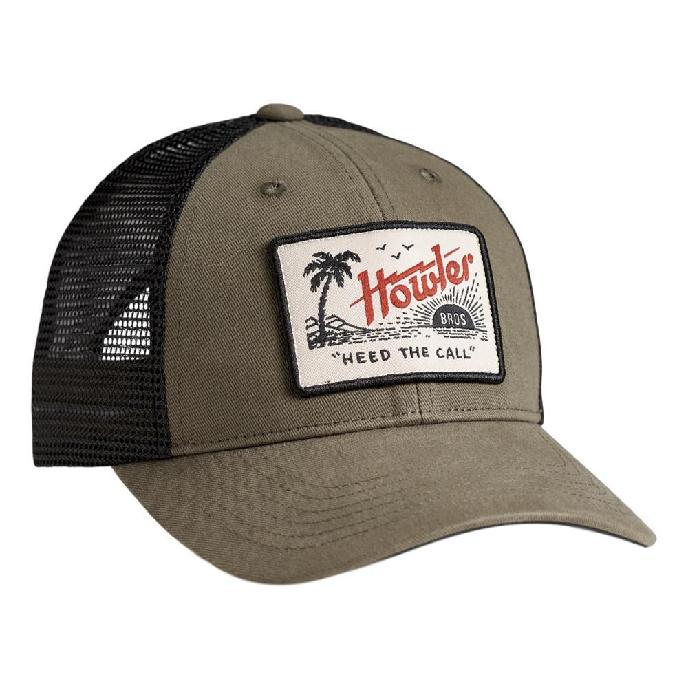 Howler Brothers Paradise Hat RIFLEBLACK