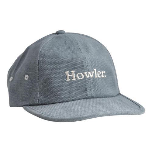 Howler Brothers Howler Cooper Strapback Hat Slateblue