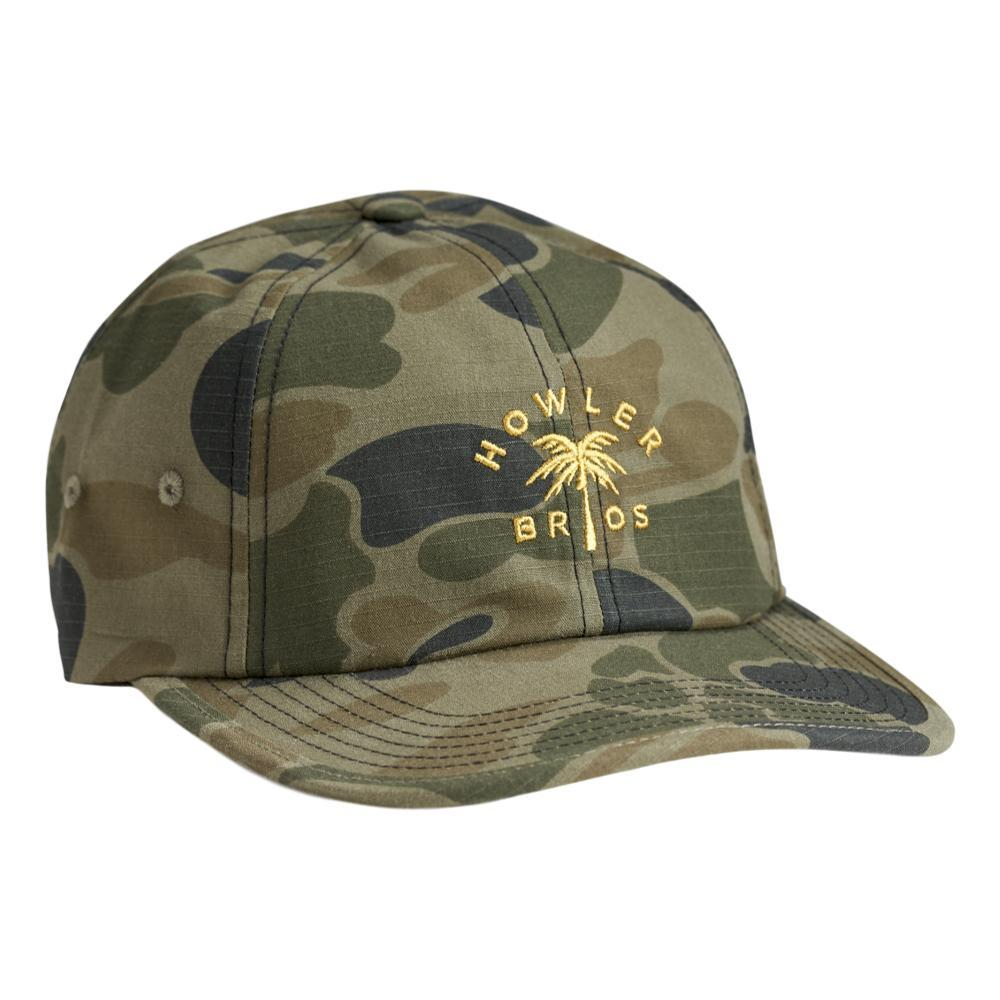 Howler Brothers Palm Strapback Hat CAMO