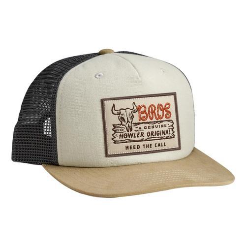 Howler Brothers Howler Original Snapback Hat Stonecharc