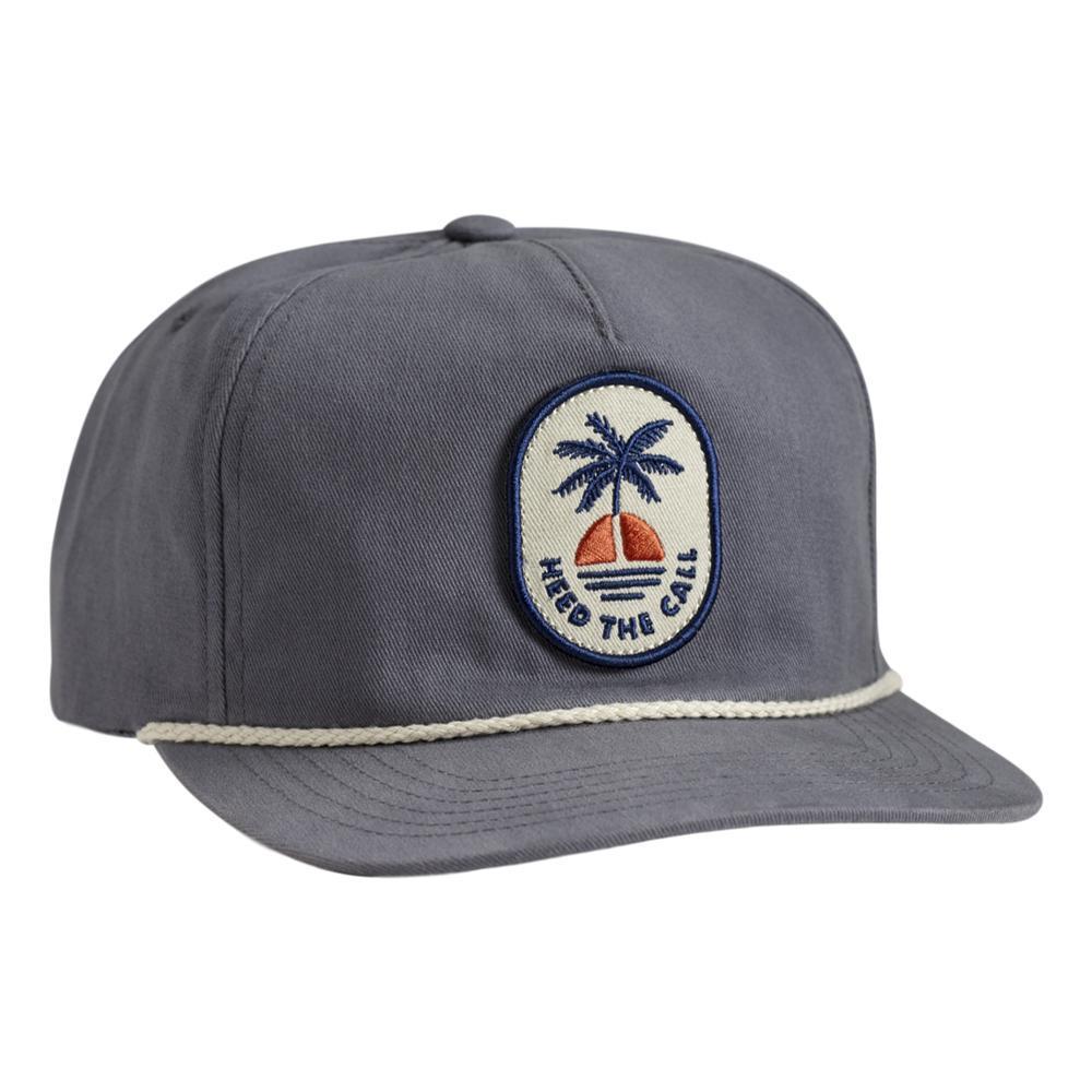 Howler Brothers Sunset Snapback Hat DEEPBLUE