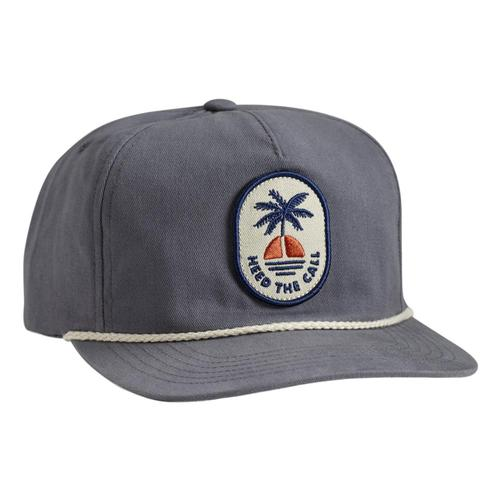 Howler Brothers Sunset Snapback Hat Deepblue