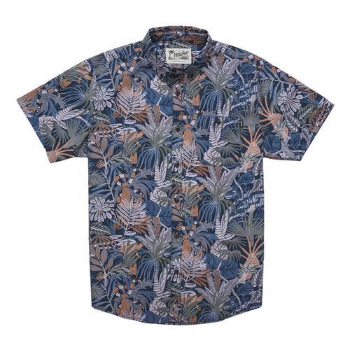 Howler Brothers Men's Mansfield Shirt Gladesblu_epb