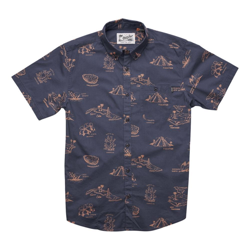 Howler Brothers Men's Mansfield Shirt GLFBLUE_GMS