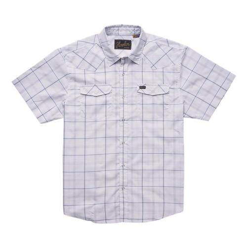 Howler Brothers Men's H Bar B Tech Shirt Eggshell_mpw