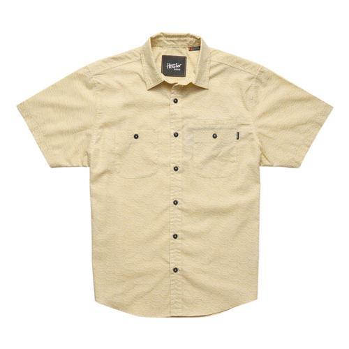 Howler Brothers Men's Aransas Shirt - Prickly Pear Print Tspmaize_sun