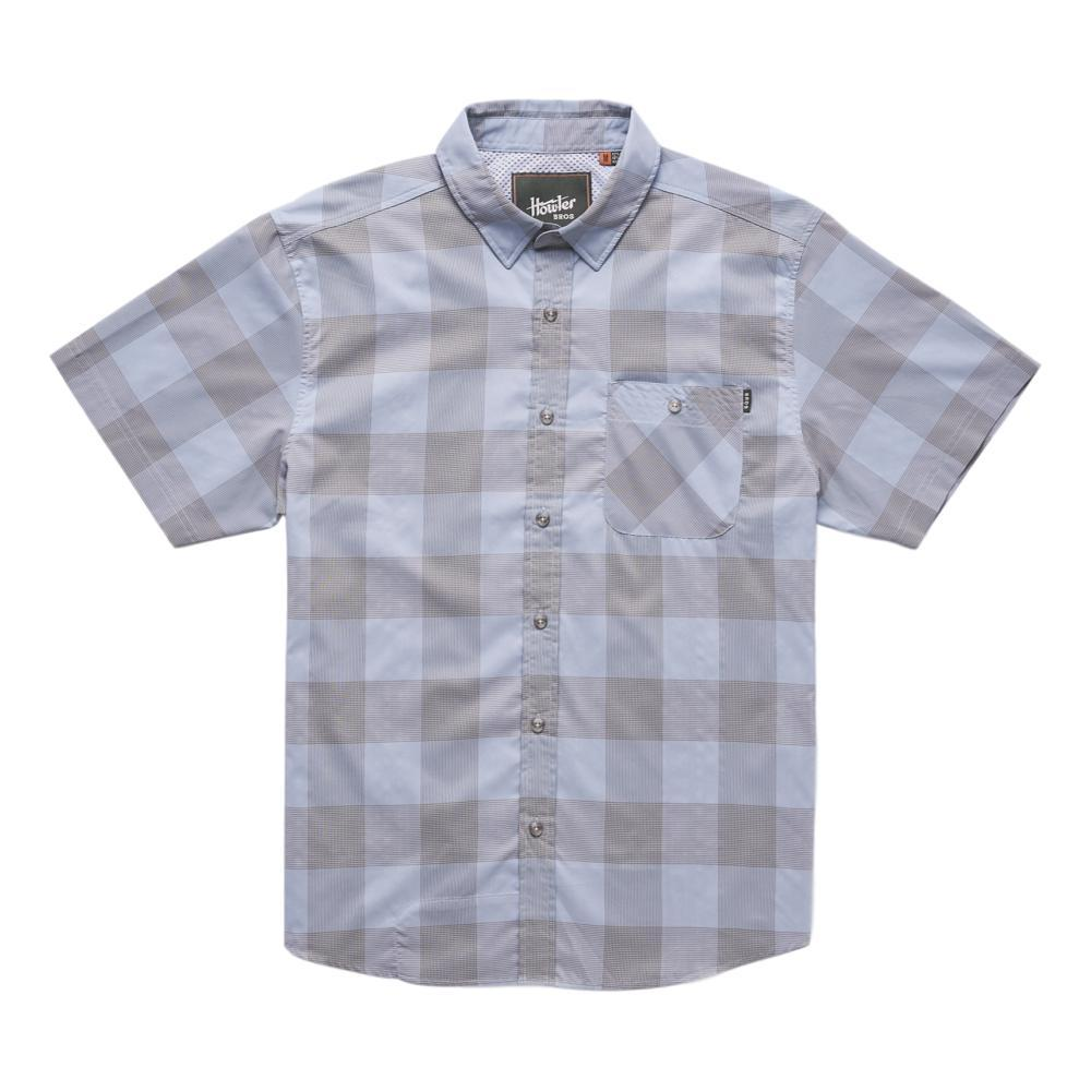 Howler Brothers Men's Airwave Shirt STEELBLU_MGS