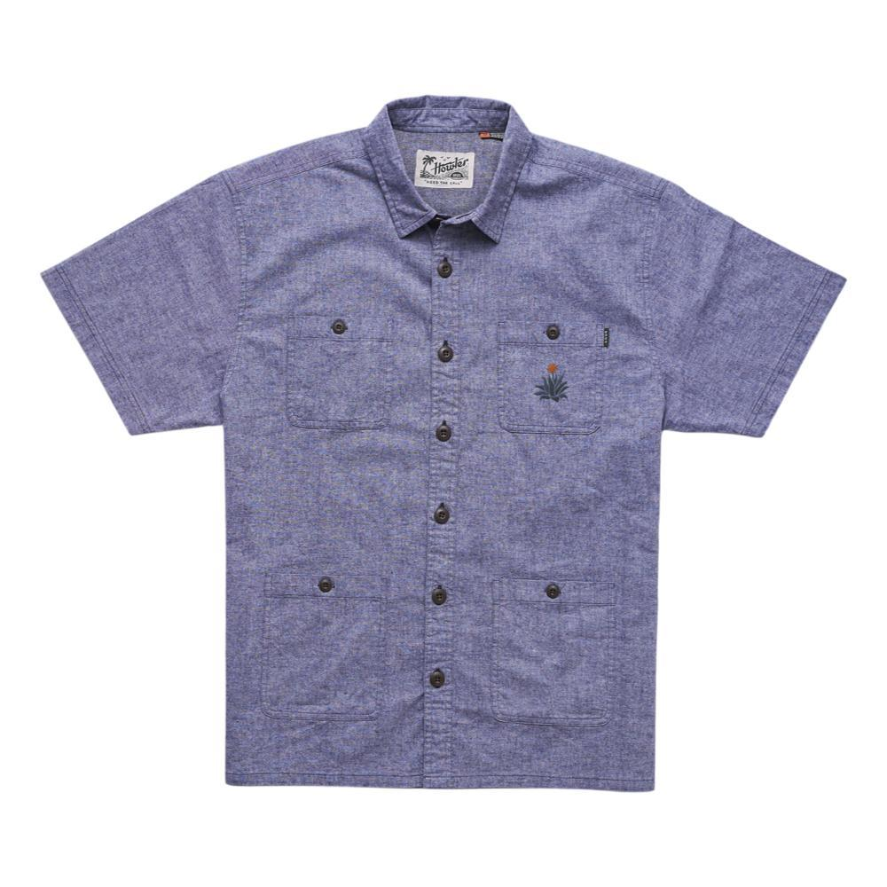 Howler Brothers Men's Voyager Shirt MIDBLUE_NVC