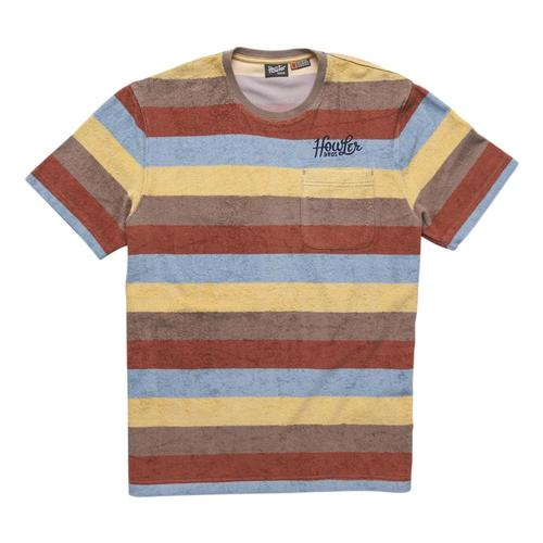 Howler Brothers Men's Terry Cloth T Shirt Fruit_sms