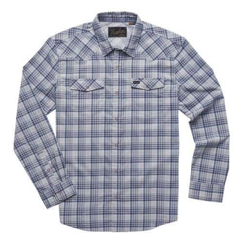 Howler Brothers Men's H Bar B Tech Longsleeve Shirt Bpgeogry_bps