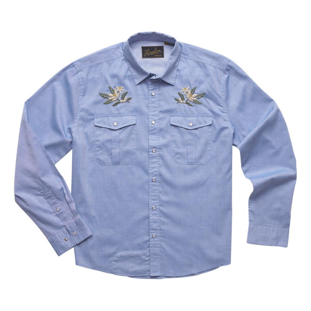 Howler Brothers Men's Gaucho Snapshirt - Pure Agave BLUBLOSSOM_LBO
